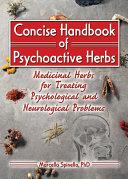 Concise Handbook of Psychoactive Herbs