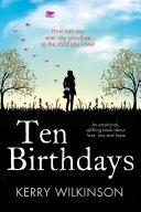 Ten Birthdays Pdf/ePub eBook