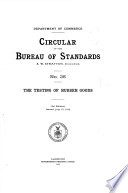 The Testing of Rubber Goods