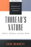 Thoreau s Nature