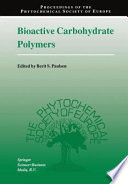 Bioactive Carbohydrate Polymers