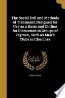 SOCIAL EVIL & METHODS OF TREAT