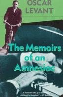Memoirs of an Amnesiac
