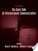 The Dark Side of Interpersonal Communication Book PDF