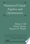 Numerical Linear Algebra and Optimization