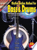 Progressive Rhythm Section Method for Bass and Drums