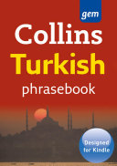 Collins Gem Turkish Phrasebook and Dictionary (Collins Gem)