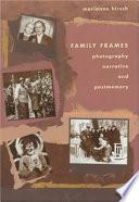 Family Frames Book