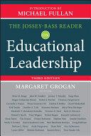 The Jossey-Bass Reader on Educational Leadership Book