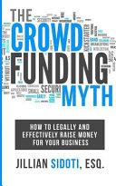 The Crowdfunding Myth Book