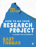 Cover of How to Do Your Research Project