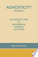 Agnosticity Volume 2 Book PDF