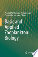 Basic and Applied Zooplankton Biology Book