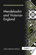 Mendelssohn and Victorian England