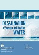 Desalination Of Seawater And Brackish Water Book PDF