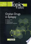 Orphan Drugs in Epilepsy Book