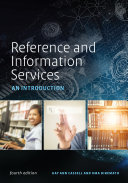 Reference and Information Services Pdf/ePub eBook