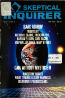 The Skeptical Inquirer