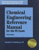 Chemical Engineering Reference Manual