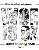 Woe Is Oz Adult Coloring Book
