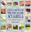 Enciclopedia de técnicas de acuarela