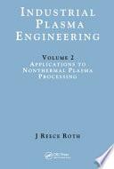 Industrial Plasma Engineering Book