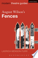 August Wilson S Fences Book PDF