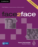 Face2face Upper Intermediate Teacher s Book with DVD