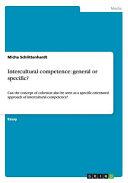 Intercultural Competence Book PDF