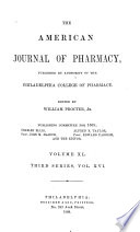 American Journal of Pharmacy and the Sciences Supporting Public Health Book