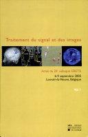 Traitement Du Signal Et Des Images (Vol 1)
