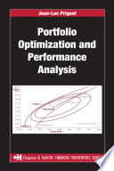 Portfolio Optimization And Performance Analysis