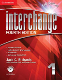 Interchange Level 1 Full Contact with Self study DVD ROM