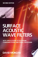 Surface Acoustic Wave Filters