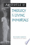 Aristotle and the Theology of the Living Immortals Pdf/ePub eBook