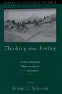 Thinking about Feeling [Pdf/ePub] eBook