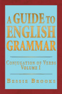A Guide to English Grammar ebook