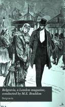 Pdf Belgravia, a London magazine, conducted by M.E. Braddon