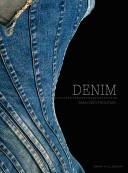 Cover of Denim : fashion's frontier