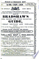 Bradshaw S Monthly Railway And Steam Navigation Guide