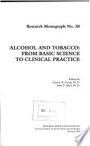 Alcohol and Tobacco Book