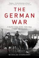 The German War [Pdf/ePub] eBook