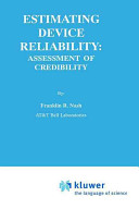 Estimating Device Reliability