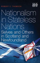 Nationalism in Stateless Nations