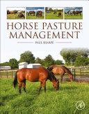 Horse Pasture Management