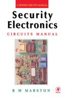 Security Electronics Circuits Manual