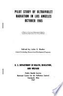 Public Health Service publication. no. 999-AP-38, 1967