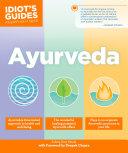 Idiot s Guides  Ayurveda Book