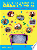 Screening Gender On Children S Television