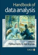 Handbook of Data Analysis [Pdf/ePub] eBook